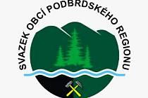 Logo Svazku obcí Podbrdského regionu, které bude indikátorem Fabiánovy stezky.