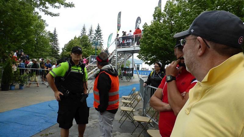 STŘÍBRNÝ. Paratriatlonista Jan Tománek slaví zisk stříbrné medaile v závodě světového poháru v kanadském Magogu, čímž vylepšil své dosavadní maximum.