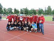 Líchovští hasiči na mistrovství republiky.