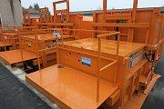 Ve čtvrtek 16.listopadu se slavnostně otevřel nově zrekonstruovaný Sběrný dvůr Dobříš.