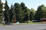 Volební místo drive-in najde veřejnost v místě heliportu u bývalého areálu ZÚNZ na Zdaboři.