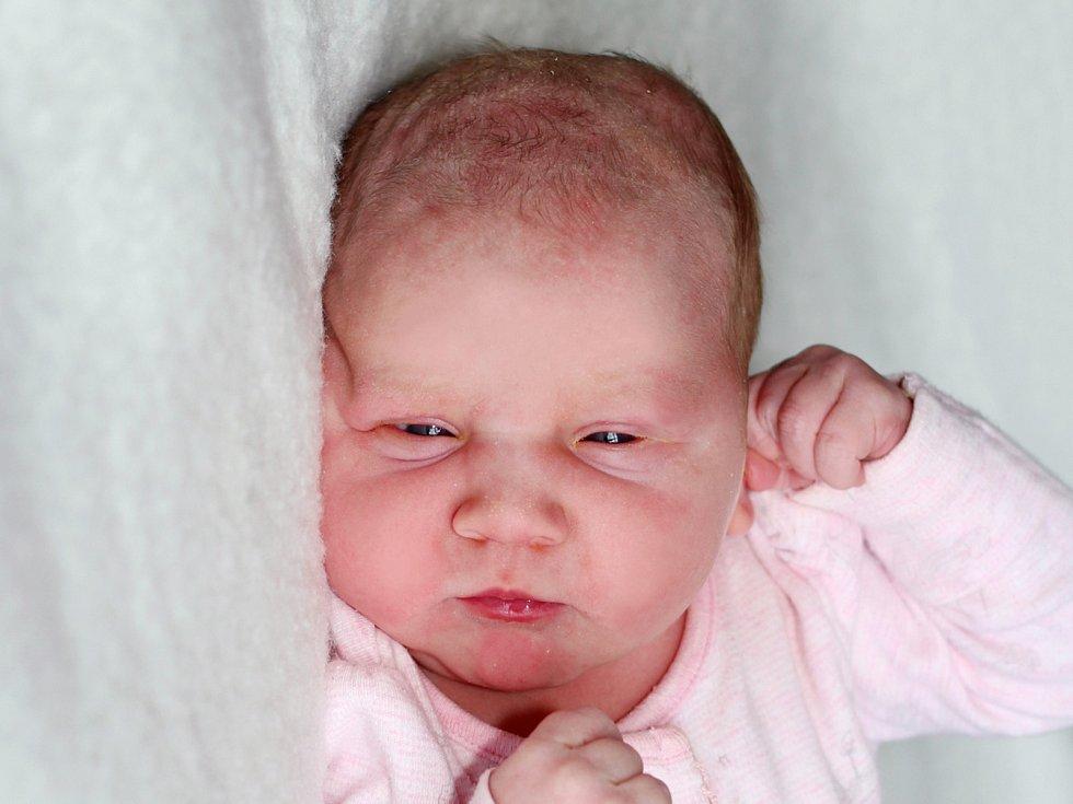 Rozárie Ptáčková, Krňany. Narodila se 14. května 2020 v Příbrami. Vážila 3,64 kg a měřila 50 cm. Rodiče jsou Eliška a Jakub, bratr Hugo.