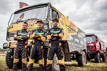 Dakar - Big shock racing team