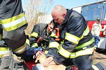 Dobříšští dobrovolní hasiči se vydali závodit na již 13. ročník Letňanského Železňáka – Fire and Rescue Cup 2018, soutěž Jednotek požární ochrany. Řešili hromadnou dopravní nehodu, požár a další krizové situace.