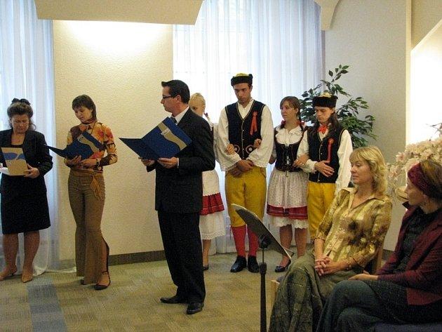 Studenti gastronomie z Příbrami i z franzouzské Nancy si připomněli desáté výročí vzájemné spolupráce