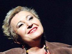 Eva Urbanová, hvězda první velikosti, vystoupí v září v Sedlčanech.
