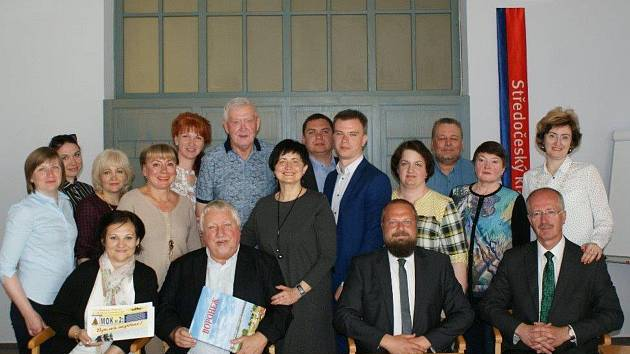 Spolupráce s Voroněžskou oblastí ve Středočeském kraji trvá již více jak 10 let a reciproční výměny učitelů obohacují obě zúčastněné strany.