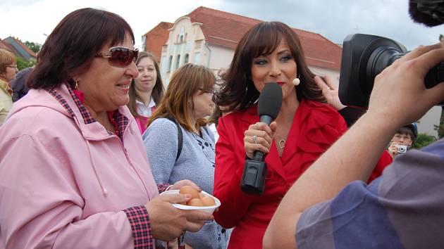 Česko na talíři v Dobříši.