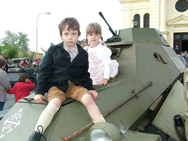 Bitva o Březové Hory 2010.