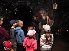 Na sobotu 13. října připravilo Hornické muzeum Příbram zajímavý kulturní program, v němž si přijdou na své děti i dospělí.