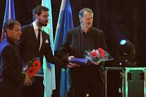 Zástupce ČUS Příbram Jan Hadraba (uprostřed)