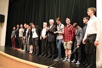 Premiéra studentského filmu o místním spisovateli Rudolfu Richardu Hofmeisterovi.