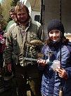Poslední dubnový víkend pořádali rožmitálští rybáři závody pro dospělé i děti a také dětský den.
