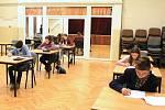 Soutěž pro děti základních škol a gymnázií v klubu domu dětí a mládeže. 47. ročník na téma Československo, první republika 1918 až 1938.