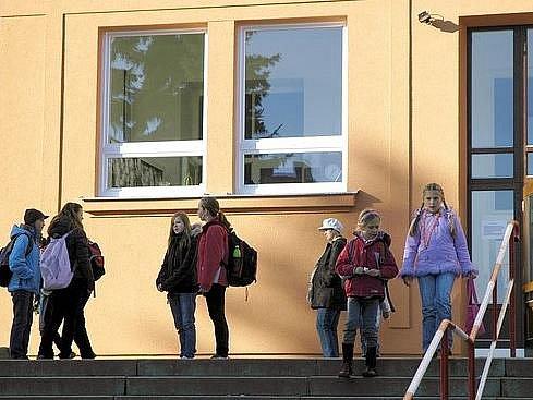 V loňském roce se zateplení dočkala Základní škola v ulici 28. října