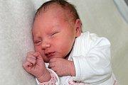 JULINKA GULAKOVÁ se narodila v neděli 13. srpna o váze 3,53 kg a míře 51 cm mamince Aleně a tatínkovi Romanovi z Mirovic.