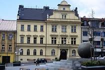 Knihovna Jana Drdy v Příbrami.