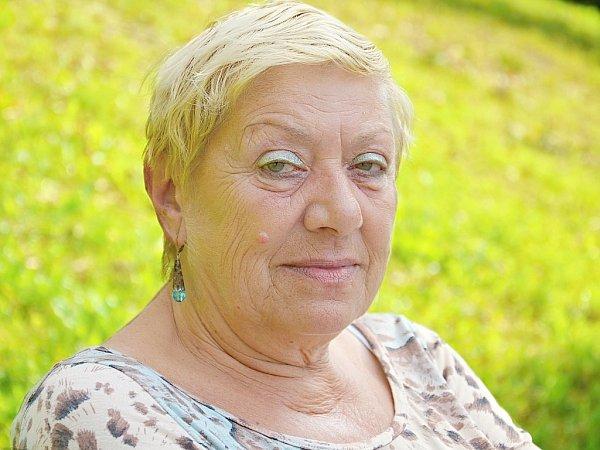 Marcela Vajnerová.