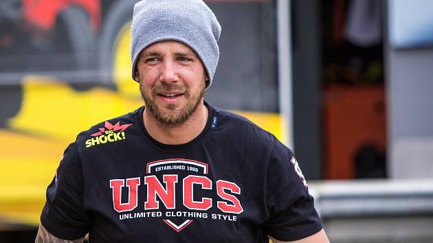 Macíkovi z Brabce se v osmé etapě Dakaru opět dařilo Foto: Big Shock Racing tým