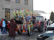 Masopust se koná na Příbramsku v mnoha obcích, víc jak 90 let má za sebou bohutínský masopust, který patří mezi ty nejvyhlášenější. Svou tradici má i masopust v Hornickém muzeu Příbram. Tato akce většinou obyvatele vesnic spojuje, ale například loni v Laz