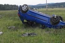Nehoda u Hvožďan