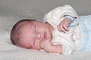 Matěj Horáček se narodil 3. listopadu s váhou 3,46 kg a mírou 47 cm Petře a Jakubovi z Příbrami.