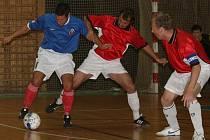 Finále poháru: Knockout - FC 83.