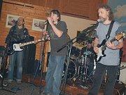 Příbramská rocková kapela Eviwatt.