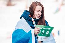 PŘÍBRAMAČKA Lucie Leišová patří k nejlepším plavcům světa. Ze zimního mistrovství v plavání v Rusku se vrátila s bronzovou medailí.