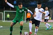 Superliga malého fotbalu Blanensko - Příbram 3:0.