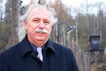 Ředitel příbramského hornického muzea Josef Velfl.