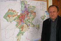 Vladislav Rozmajzl, vedoucí příbramského odboru koncepce a rozvoje města.