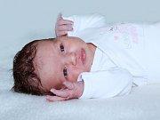 Ella Kabylová se narodila 21. listopadu 2018 s váhou 4,1 kg a mírou 53 cm Anetě a Davidovi z Příčov. Doma se na sestřičku těší Lilien (2).