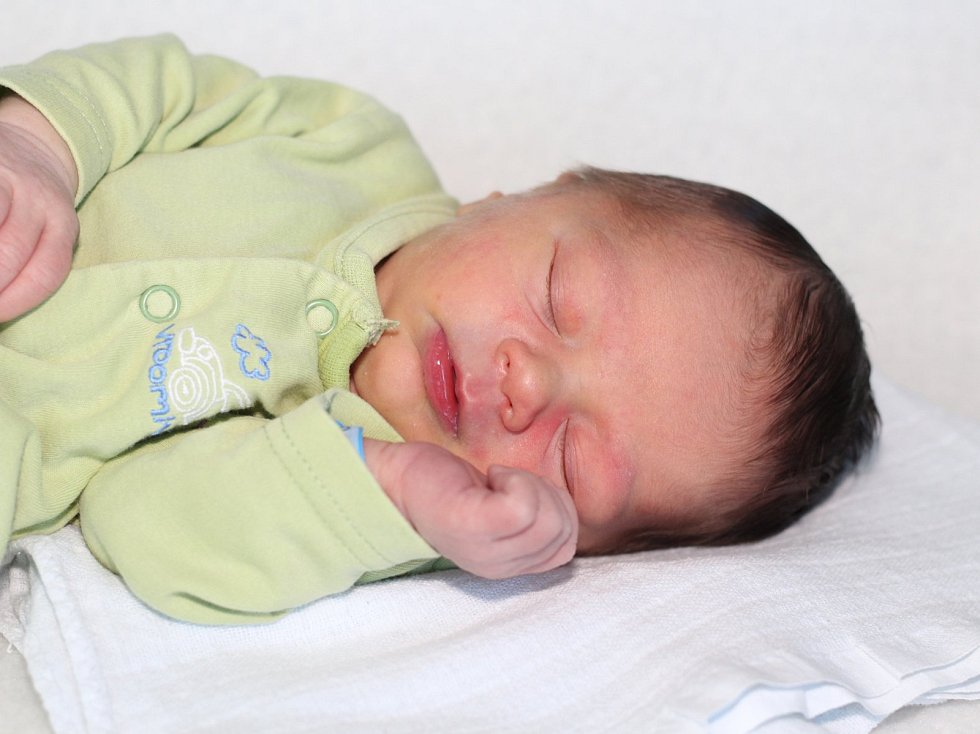 Oliver Rozsypal se narodil 1. listopadu 2019 v Příbrami. Vážil 3040 g a měřil 50 cm. Doma v Příbrami syna přivítali maminka Jitka s tatínkem Martinem.