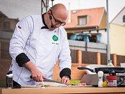 V prostorách colloredo-mannsfeldských sádek se 12. května od 10 do 17 hodin představí kuchaři s tipy na přípravu ryb, ale také someliéři, výčepní či odborníci na stolování.