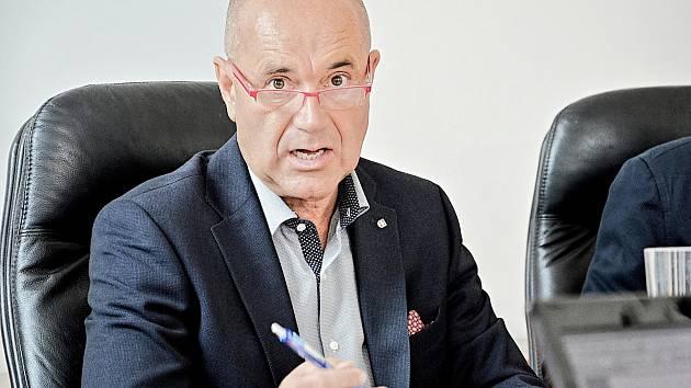 2e917e20aea Příbramský starosta Jindřich Vařeka. ...
