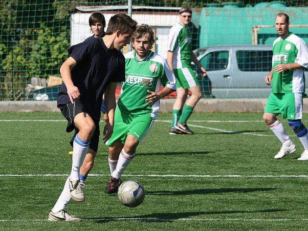 4. liga: Mobydicks - Proradost (2:2).