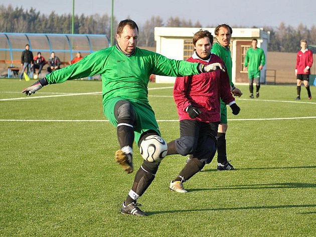 Příprava: Mutějovice - Hředle 5:0