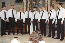 Koncert Gentlemens Singers