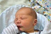 MAXIM PURKYT, RAKOVNÍK. Narodil se 1. května 2018. Po porodu vážil 4,1 kg a měřil 52 cm. Rodiče jsou Iveta a Tomáš.