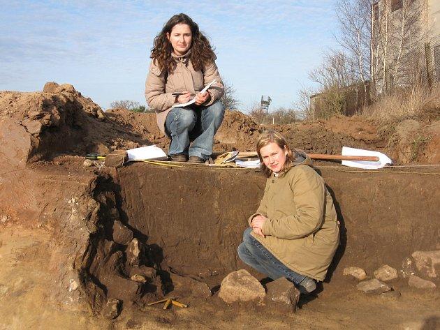 V MUZEU T. G. Masaryka působí jako archeologové Kateřina Blažková a Jana Lomecká.  Ty se mimo jiné podílejí na doprovodných programech výstavy Keltové na Rakovnicku.