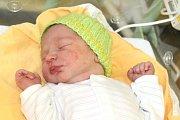 ROMAN PARTIKA, ZVÍKOVEC. Narodil se 24. září 2017. Po porodu vážil 3,55 kg a měřil 49 cm. Rodiče jsou Roman a Monika, sourozenci Michaela, Adam, Vlasta.