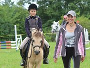 Jezdecký den v Rynholci se uskutečnil už pošestnácté.