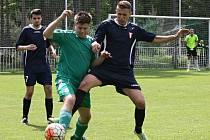 Fotbalisté Rezervy Tatranu Rakovník prohráli s Libušínem 1:2.