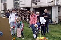 Dětský den v Lišanech.