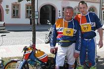 Miroslav a marek Lisých