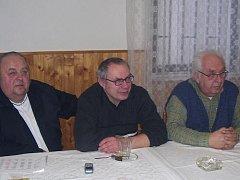 Hasiči na Rakovnicku schůzují