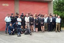 Oslavy 125. výročí založení SDH Velká Buková