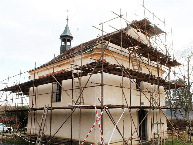 Kaple svaté Máří Magdalény v Kostelíků