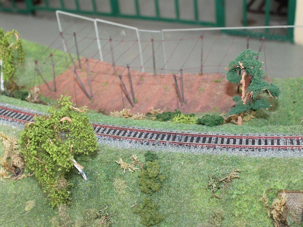 Desátý den otevřených dveří železničních modelářů v Jesenici